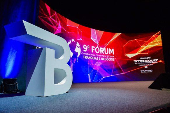 Fórum Internacional Franquias e Negócios - Bittencourt